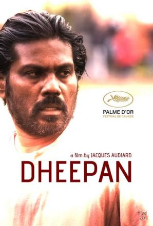 Dheepan won the Palme d'Or in Cannes 2015