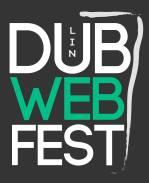 Dublin Web Festival Logo
