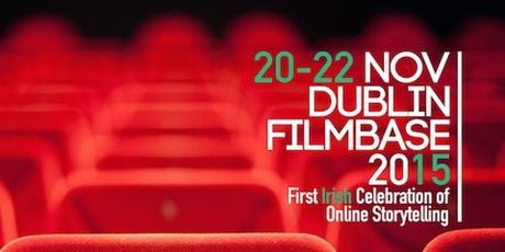 The Dublin Web Festival takes place in filmbase
