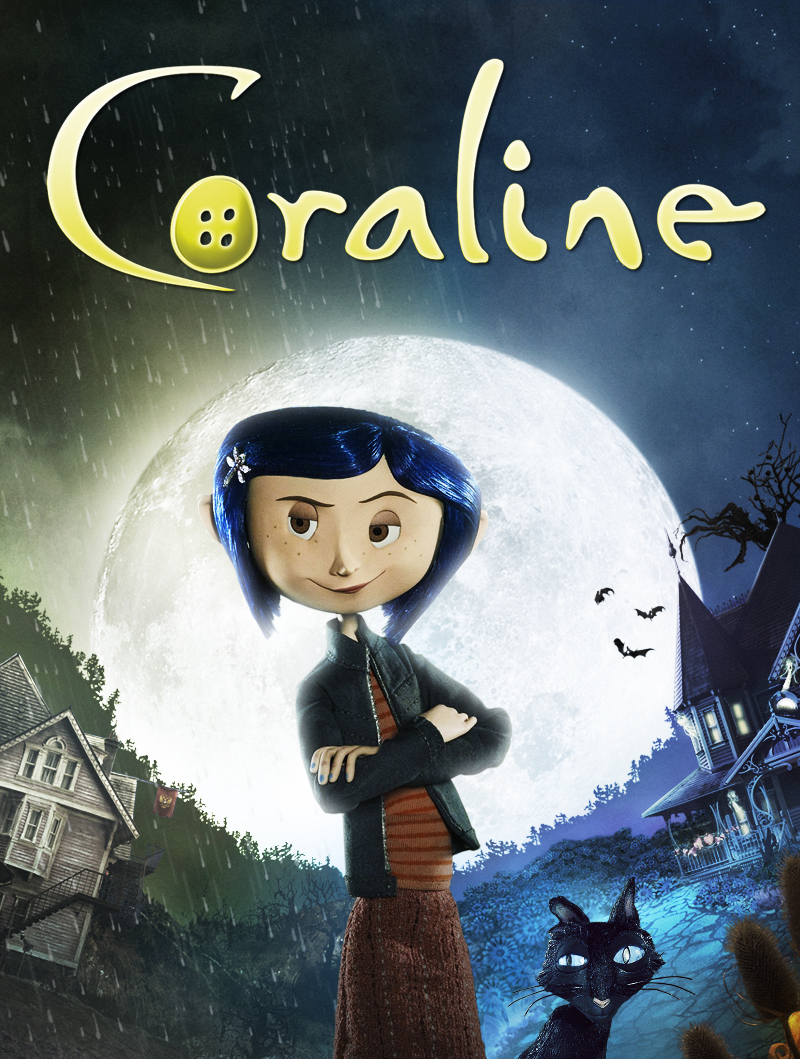 Coraline stop motion movie expensive